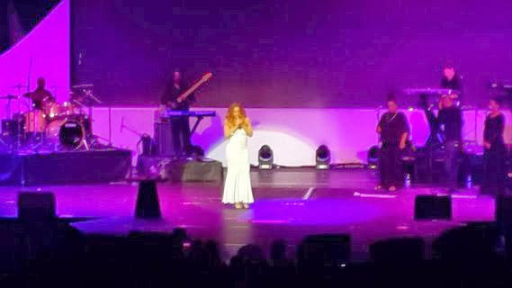 Mariah Carey Performs In Nigeria The Trent 7