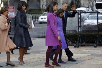 Michelle Obama 2013 the Trent 15