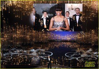 Michelle Obama 2013 the Trent 167