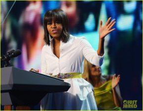 Michelle Obama 2013 the Trent 435