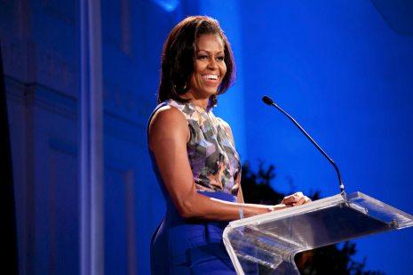 Michelle Obama 2013 the Trent 5
