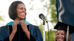 Michelle Obama 2013 the Trent 765