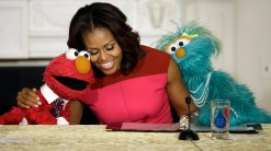 Michelle and Muppets The Trent