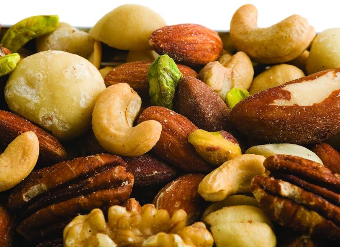 Nuts The Trent