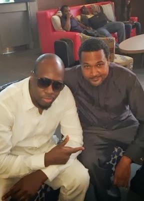 Wyclef in Nigeria The Trent