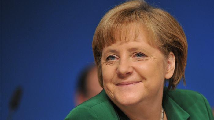 Angela Merkel The Trent