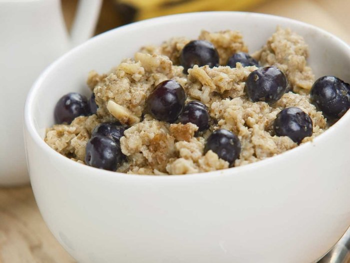 Baked Brand Oatmeal