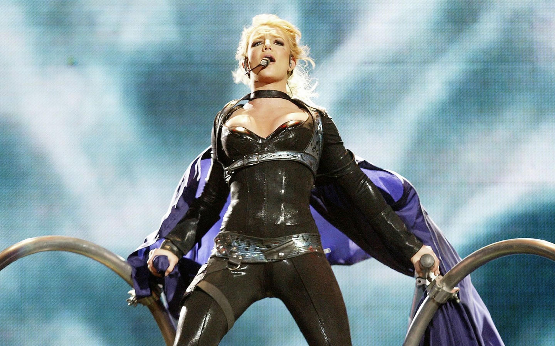 Britney spears bondage fakes