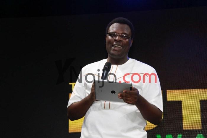 Founder of The Future Award Chude Jideonwo