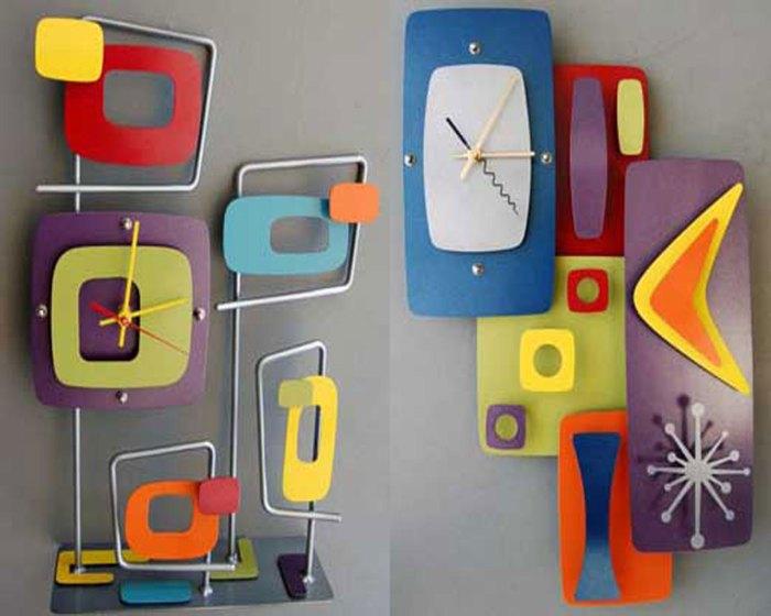 Design-wall-clock