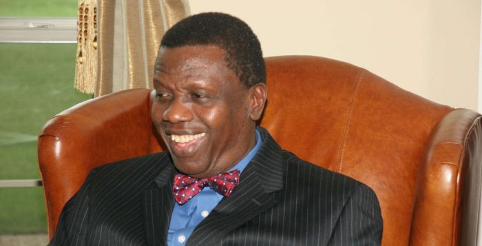Enoch Adeboye, Redeemed Church, Christians, Christians, Nigeria