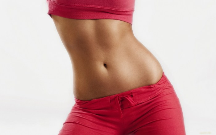 flat tummy stomach weight loss