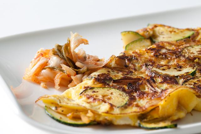 Kimchi Omelet The Trent