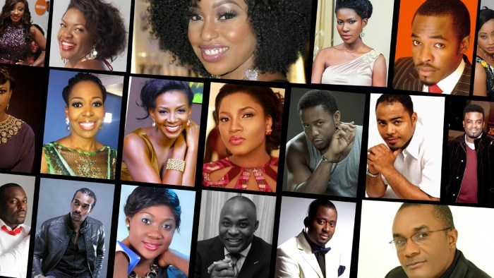 Nollywood's Who Is Who (Copyright: Nollywood Networks www.nollywoodnetworks.org)