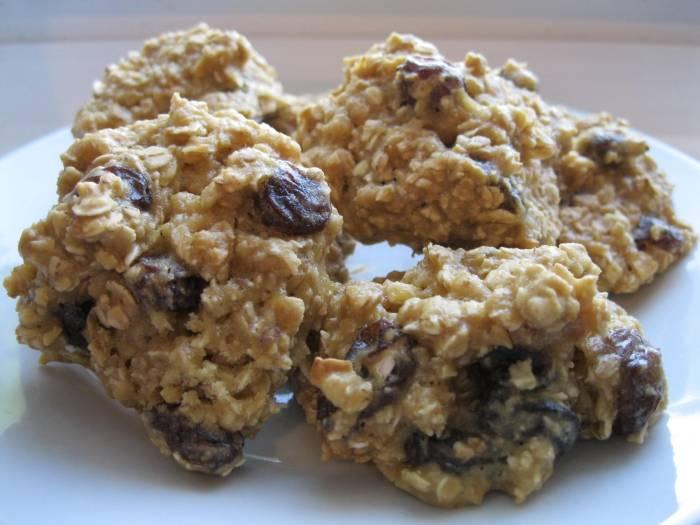 Oatmeal Raisin Cookies The Trent