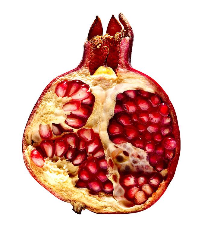 PomegranATE tHE tRENT