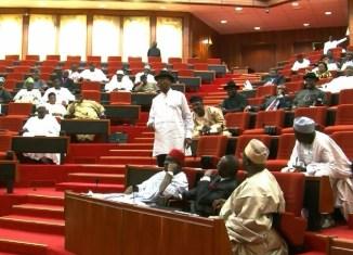 marafa Senate Amaechi PDP Senators