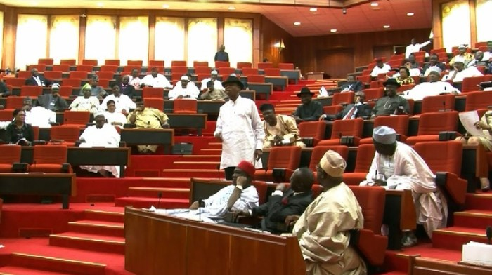 File Photo: Nigerian Senate Floor