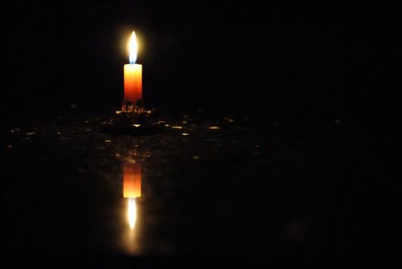 The Trent Candle Memorium