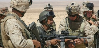 american US forces