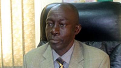 Auditor-General, Mr. Samuel Ukura