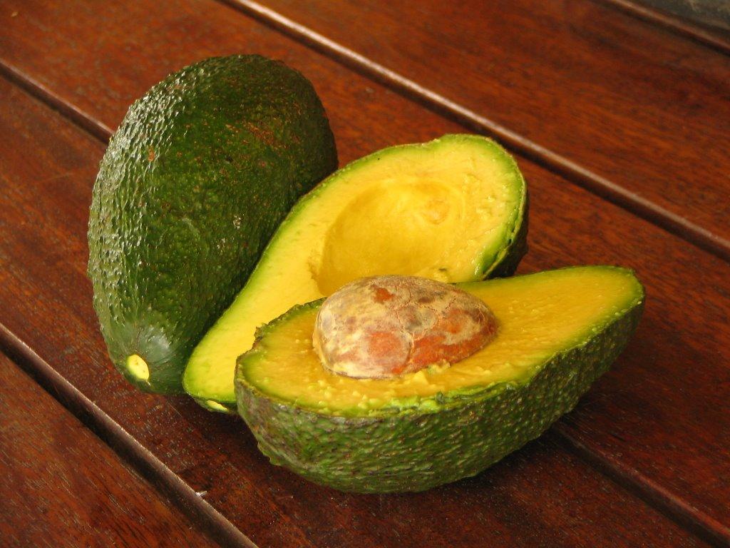 avocado snacks