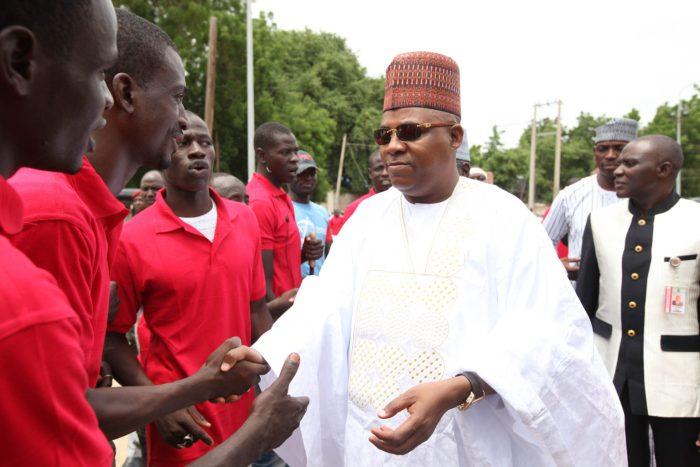 Borno Governor Shettima restructuring