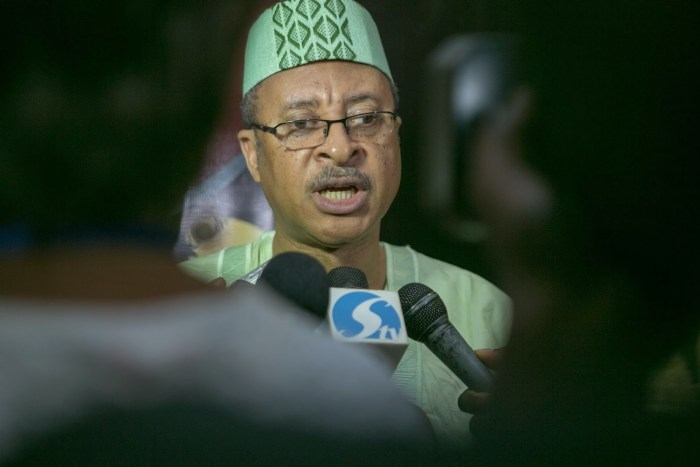 Pat Utomi, Muhammadu Buhari, Applauded ,