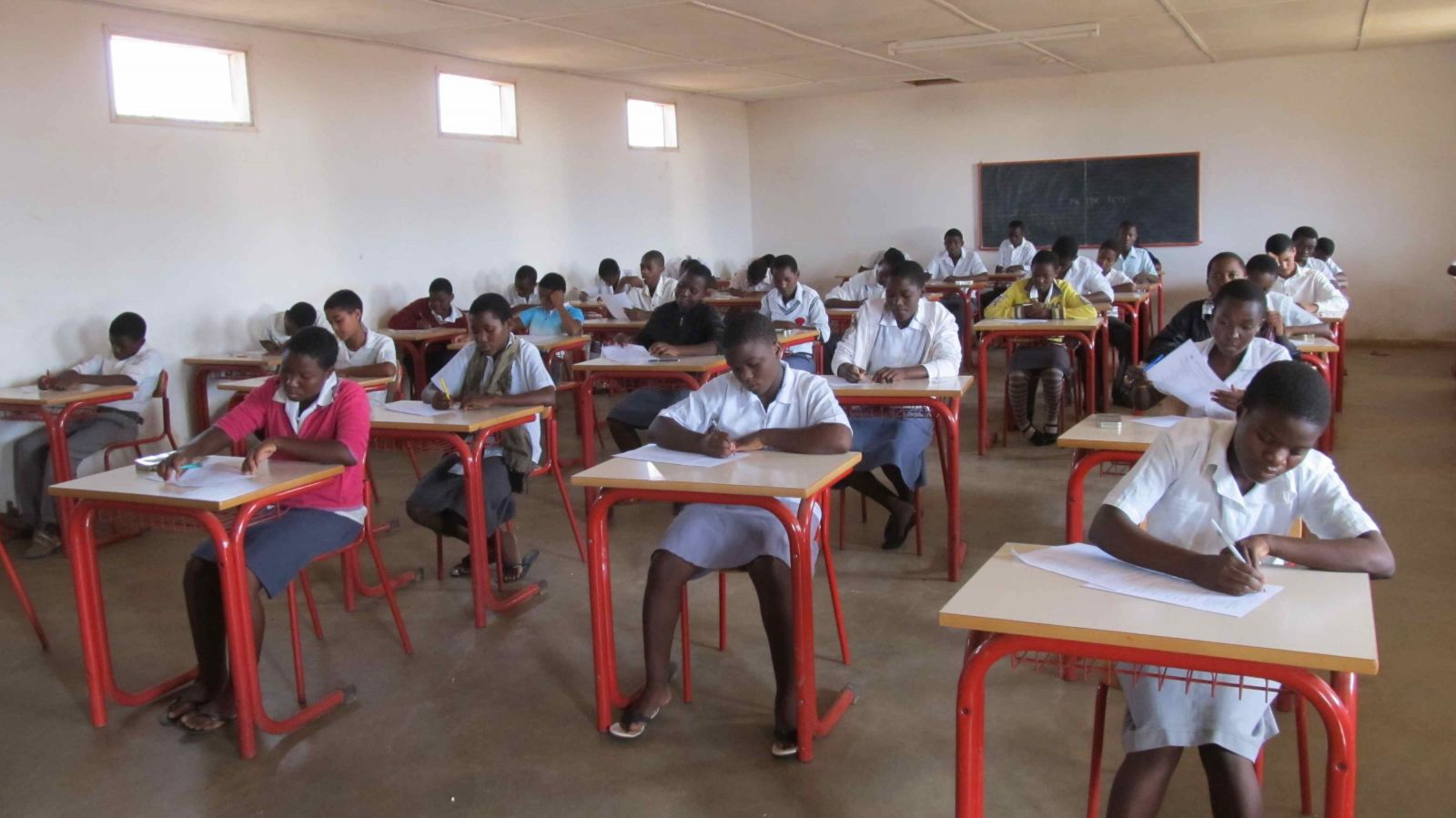 Image result for STUDENTS WRITING WAEC EXAM  IMPORTANT UPDATE: WAEC 2019 TIMETABLE FOR MAY/JUNE EXAMINATIONS School Students Writing Exams The Trent e1409290972473