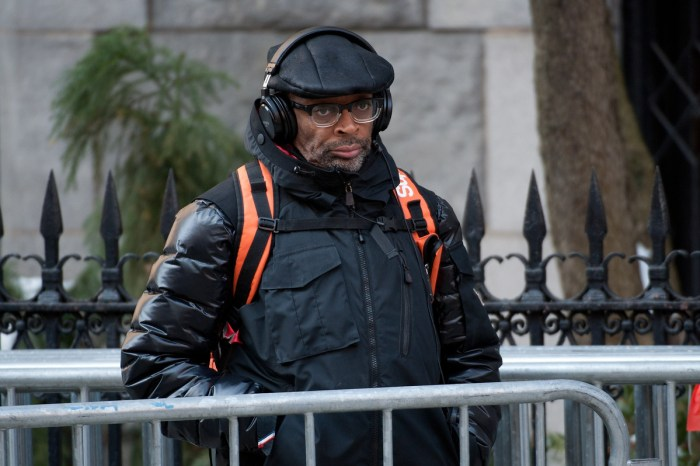 Director Spike Lee (Photo Credit: Huffington Post)