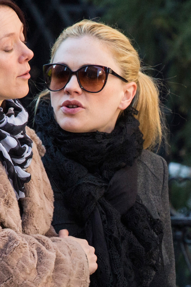 Anna Paquin (Photo Credit: Huffington Post)