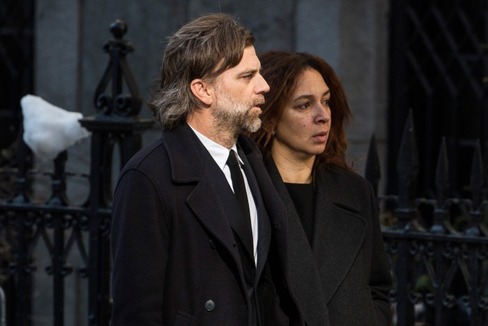 Paul Thomas Anderson & Maya Rudolph (Photo Credit: Huffington Post)