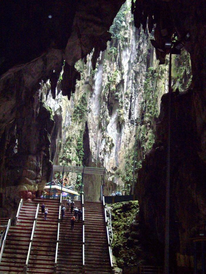 Batu Caves Gombak, Malyasia