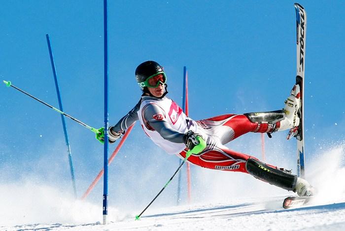 2nd Prize Sports Action SingleAndrzej Grygiel, Poland, for PAP-Polska Agencja Prasowa24 March 2013, Szczyrk, PolandCompetitor at a slalom contest in Szczyrk, PolandPicture: ANDREJ GRYGIEL/PAP