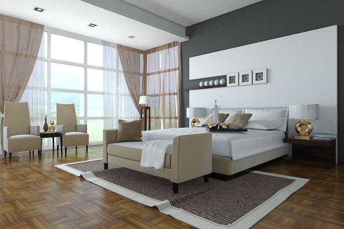 Bedroom  Bed The Trent