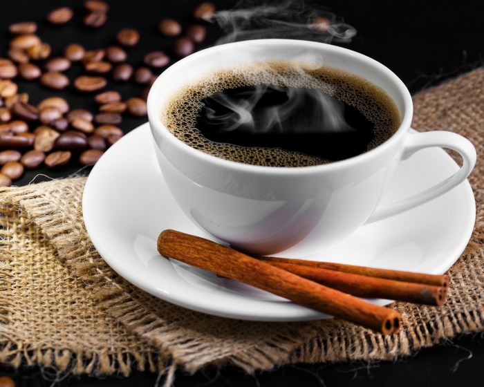 skin facts black coffee cinnamon sex