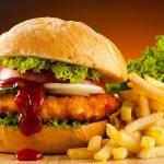 Junk food fast food