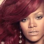 pink wig Rihanna