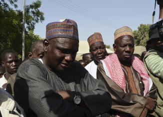 Borno Chibok Boko Haram