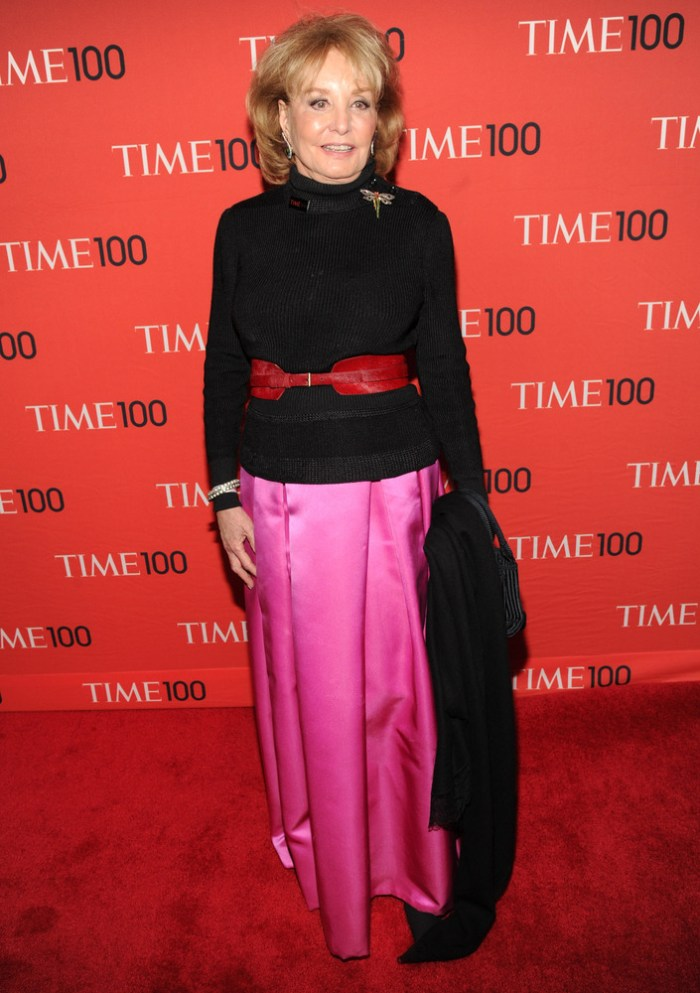 Barbara Walters (Photo Credit: Getty Images)