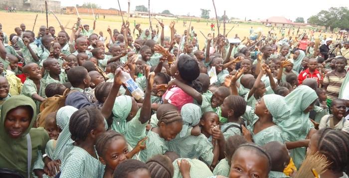 population children nigeria