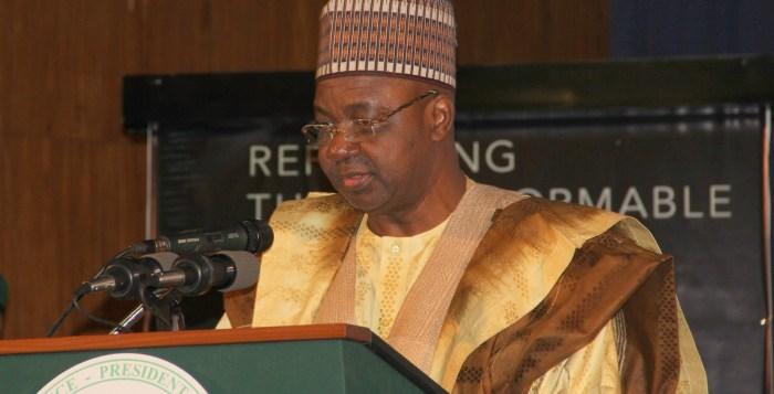 Vice President Namadi Sambo