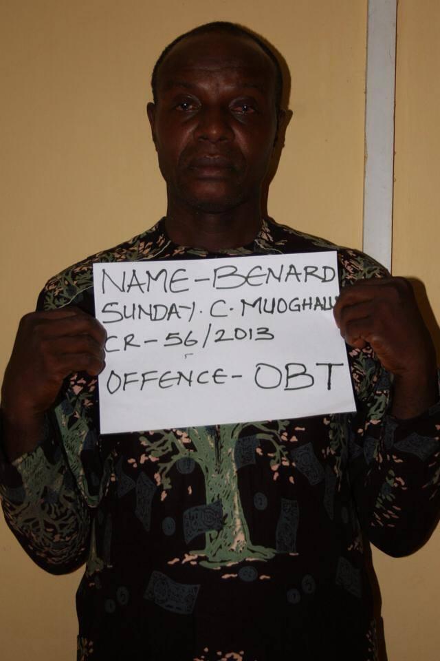 Bernard Chukwuma Muoghalu