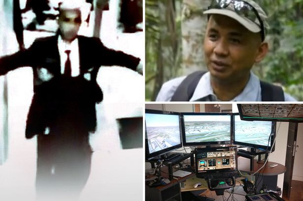 MAIN-Captain-of-MH370-missing-Malaysia-plane-goes-through-security