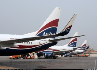 Arik Air, Partner, Presidential, Pilot