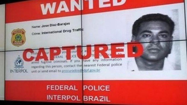 Jose Diaz-Barajas is no longer on the run (Photo: Yahoo)