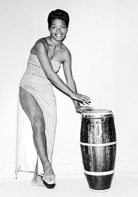 Calypso queen! (Photo Credit: Vintage Black Glamour/Tumblr)