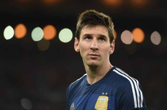 Lionel Messi, Mathias Messi, Firearm, Prison