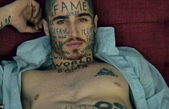 Model Vin Los- Facebook