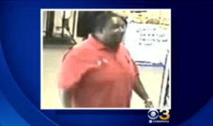 The unidentified father punched a man for looking at his daughter [Photo Credit: CBS]